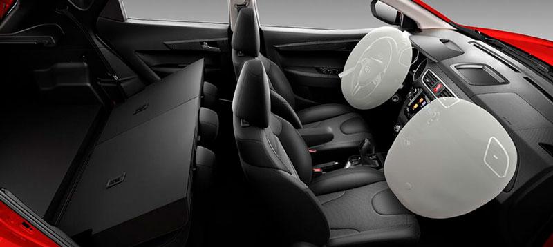 airbag doble