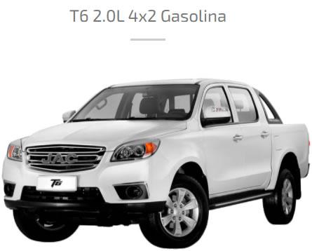 t6 Gasolina