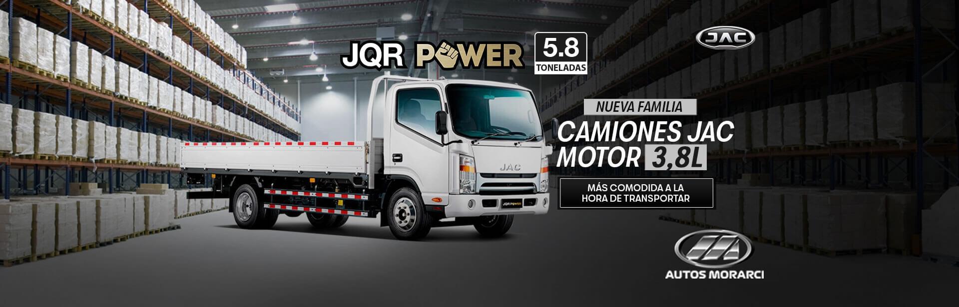 JQR LARGO POWER